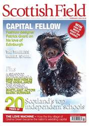 Scottish Field issue February 2018