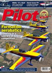 Pilot issue FEB 18