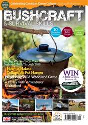 Bushcraft & Survival Skills Magazine issue Issue 72