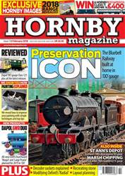 Hornby Magazine issue   February 2018