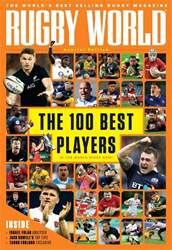 Rugby World issue February 2018