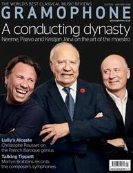 Gramophone issue January 2018
