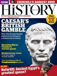 BBC History Magazine issue January 2018