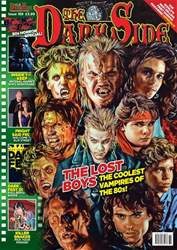 The Darkside issue Issue 189: Back to the 80s
