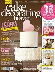 Cake Dec. Heaven January/February issue Cake Dec. Heaven January/February