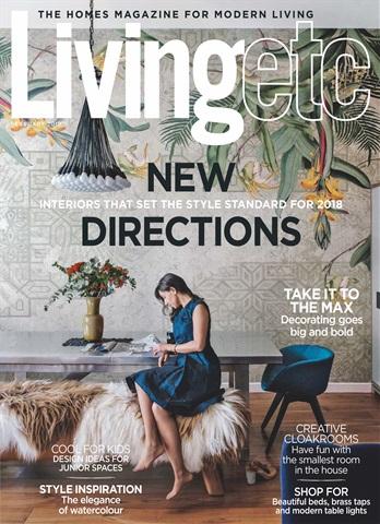 Living Etc issue February 2018
