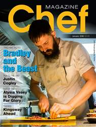 Chef Magazine issue January 2018