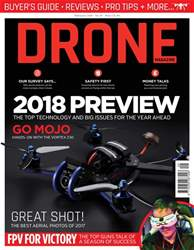 Drone Magazine issue Drone Magazine Issue 29