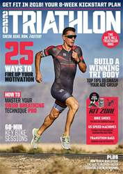 220 Triathlon Magazine issue February 2018