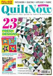 Quilt Now issue Issue 45