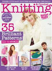 Knitting & Crochet issue February 2018