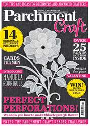 Parchment Craft issue February 2018