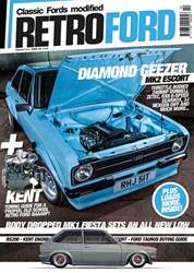 Retro Ford issue February 2018