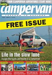 Free Sample Issue – Campervan issue Free Sample Issue – Campervan