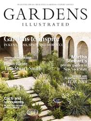 Gardens Illustrated issue January 2018