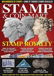 Stamp & Coin Mart issue Stamp & Coin Mart