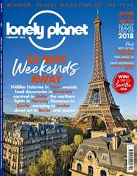 Lonely Planet Traveller (UK) issue February 2018