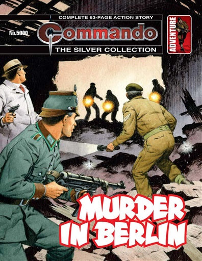 Commando Digital Issue