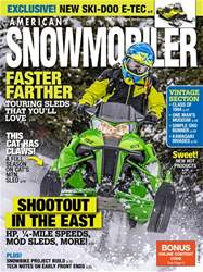 American Snowmobiler issue February 2018
