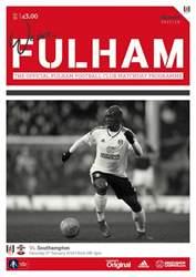 Fulham v Southampton 2017/18 issue Fulham v Southampton 2017/18