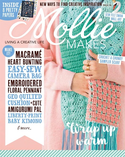 Mollie Makes Digital Issue