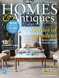 Homes & Antiques Magazine issue February 2018