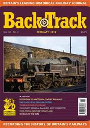 Backtrack issue February 2018