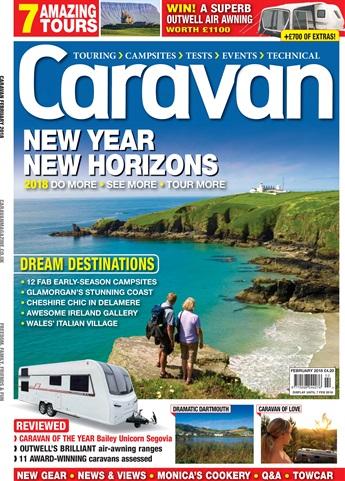 Caravan Magazine issue Caravan Magazine | New Year New Horizons | February 2018
