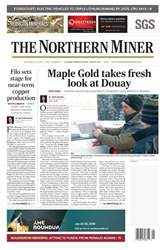 The Northern Miner issue Vol. 104 No. 1
