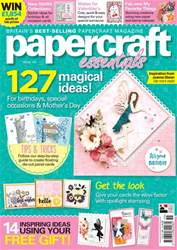 Papercraft Essentials issue Issue 155