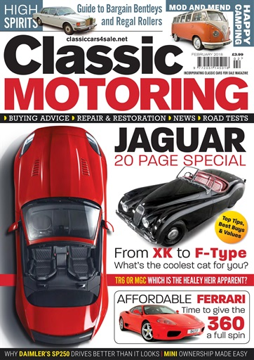 Classic Motoring Digital Issue