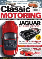 Classic Motoring issue Feb-18