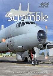 Scramble Magazine issue 464 - January 2018