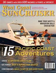 Suncruiser issue West Coast 2018