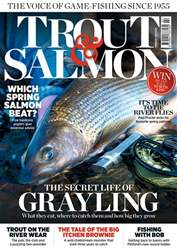 Trout & Salmon issue February 2018