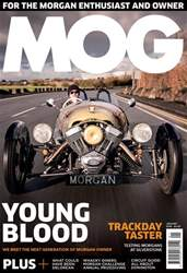 MOG Magazine issue Issue 67 - January 2017