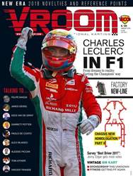 Vroom International issue n. 199 January 2018