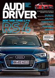 Audi Driver issue January 2018