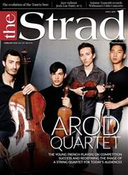 The Strad issue February 2018