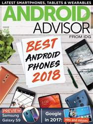 Android Advisor issue Issue 46