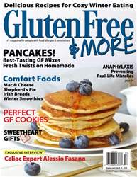 Gluten Free & More issue Feb/Mar 2018