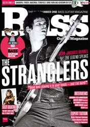 Bass Guitar issue February 2018