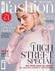 Hello! Fashion Monthly issue February 2018