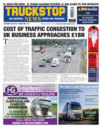 Truckstop News issue 23 January 2017