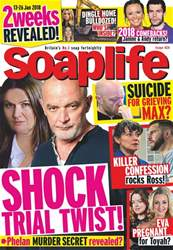 Soaplife issue 13th January 2018