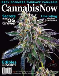 Cannabis Now issue Issue 28