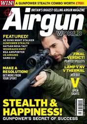 Airgun World issue FEB 18