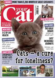 Your Cat issue Your Cat Magazine February 2018