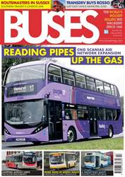 Buses Magazine issue   February 2018