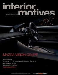 Interior Motives issue Winter 2017/18